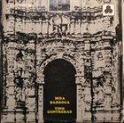 TINO CONTRERAS Misa Barroca / Historia Del Jazz album cover