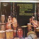 TINO CONTRERAS Percusiones Mexicanas album cover
