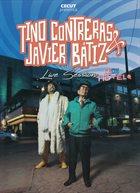 TINO CONTRERAS Tino Contreras & Javier Batiz : Live Sessions album cover