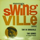 TINY GRIMES Tiny in Swingville album cover