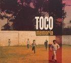 TOCO (TOMAZ DI CUNTO) Memoria album cover