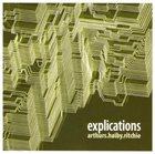 TOM ARTHURS Arthurs.Høiby.Ritchie : Explications album cover