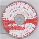 TOM ARTHURS Tom Arthurs and Ollie Bown Electric Duo : Rubik | Compression | Vero album cover