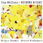 TOM MCCLUNG Burning Bright album cover