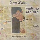 TOM WAITS Heartattack And Vine album cover