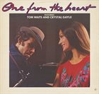 TOM WAITS One From The Heart - The Original Motion Picture Soundtrack Of Francis Coppola's Movie album cover