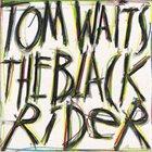 TOM WAITS The Black Rider album cover