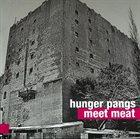 TOMASZ DĄBROWSKI Hunger Pangs : Meet Meat album cover