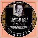 TOMMY DORSEY & HIS ORCHESTRA The Chronological Classics: Tommy Dorsey and His Orchestra 1928-1935 album cover