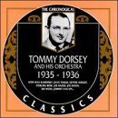TOMMY DORSEY & HIS ORCHESTRA The Chronological Classics: Tommy Dorsey and His Orchestra 1935-1936 album cover
