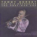 TOMMY DORSEY & HIS ORCHESTRA The Post-War Era album cover
