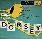 TOMMY DORSEY & HIS ORCHESTRA Tommy Dorsey album cover