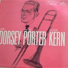 TOMMY DORSEY & HIS ORCHESTRA Tommy Dorsey Plays Cole Porter And Jerome Kern album cover