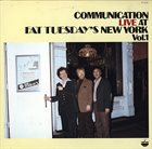 TOMMY FLANAGAN Communication (Live At Fat Tuesday's New York Vol.1) album cover
