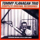 TOMMY FLANAGAN Complete Original Recordings album cover