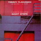 TOMMY FLANAGAN Giant Steps (In Memory Of John Coltrane) album cover