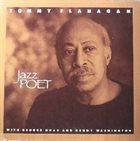 TOMMY FLANAGAN Jazz Poet album cover