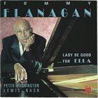 TOMMY FLANAGAN Lady Be Good ... for Ella album cover