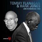 TOMMY FLANAGAN Live in Marciac 1993 album cover