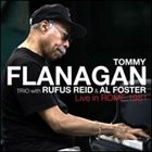 TOMMY FLANAGAN Live in Rome 1981 album cover