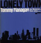 TOMMY FLANAGAN Lonely Town album cover