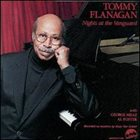 TOMMY FLANAGAN Nights at the Vanguard album cover