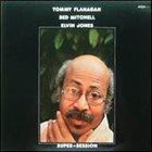 TOMMY FLANAGAN Super Session album cover