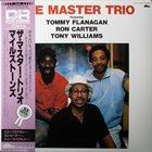 TOMMY FLANAGAN The Master Trio : Milestones (aka The Trio aka Master Trio) album cover