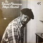TOMMY FLANAGAN The Tokyo Recital (aka A Day in Tokyo) album cover