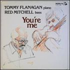 TOMMY FLANAGAN You're Me (with Red Mitchell) album cover