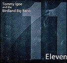 TOMMY IGOE Eleven album cover