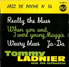 TOMMY LADNIER Jazz De Poche N° 34 album cover
