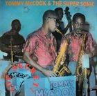 TOMMY MCCOOK Top Secret album cover