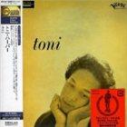 TONI HARPER Toni album cover