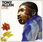 TONY ALLEN Live album cover