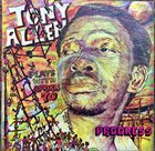 TONY ALLEN Progress album cover