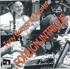TONY BARNARD Foreign Intrigue album cover
