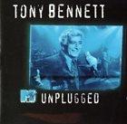 TONY BENNETT MTV Unplugged album cover