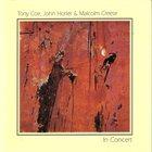 TONY COE In Concert album cover