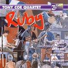 TONY COE Ruby album cover