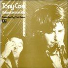 TONY COE With Brian Lemon Trio album cover
