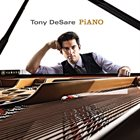 TONY DESARE Piano album cover
