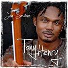 TONY HENRY Jam Sessions album cover