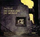 TONY HYMAS De L'Origine Du Monde album cover