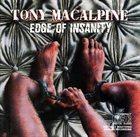 TONY MACALPINE Edge Of Insanity album cover