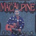 TONY MACALPINE Evolution album cover