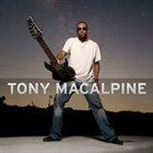 TONY MACALPINE Tony MacAlpine album cover