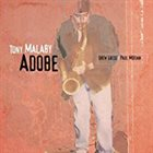TONY MALABY Adobe album cover