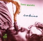 TONY MALABY Sabino album cover