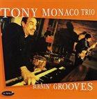 TONY MONACO Burnin' Grooves album cover